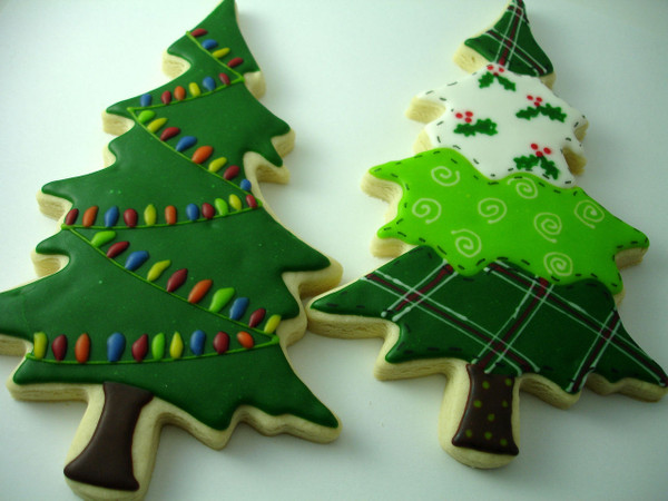 Decorated cookies by cookiecrazie