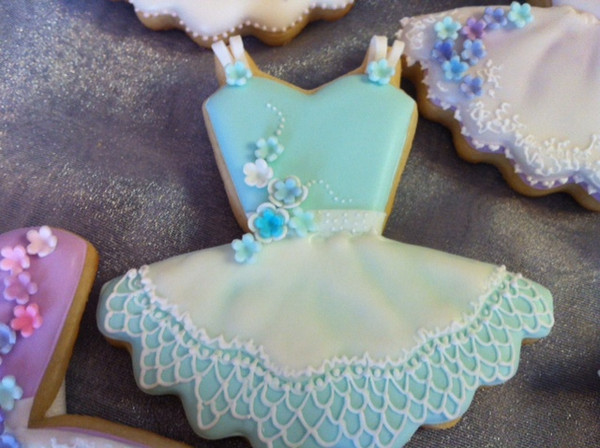 Decorated cookie by Angela Chin