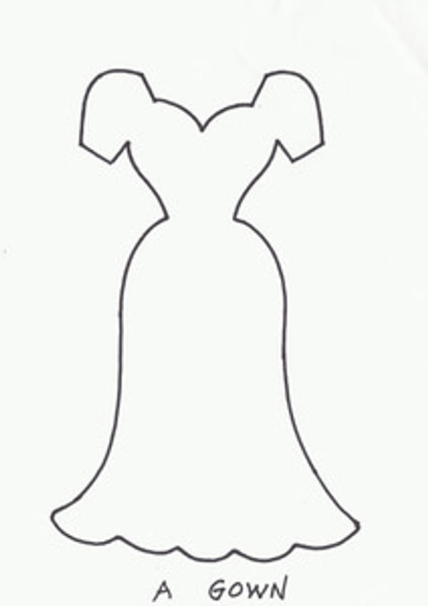 LUCY EVENING GOWN