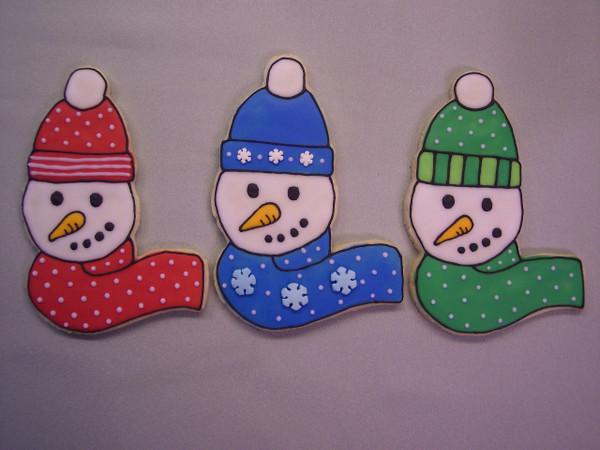 Decorated cookies by GeminiRJ