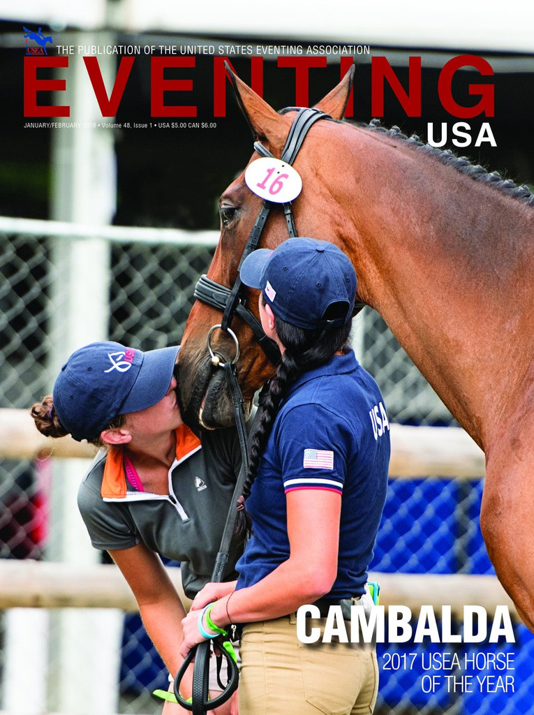 2018 Eventing USA- Issue 1
