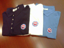 ICP Logowear Ladies Polo Shirt