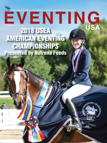 2018 Eventing USA Magazine-Issue 5