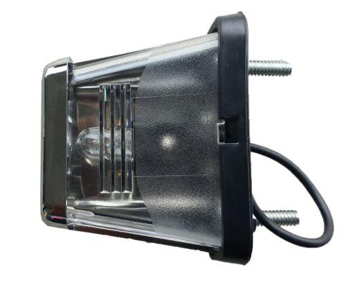 License Plate Light (White) - Truck RV Semi Trailer