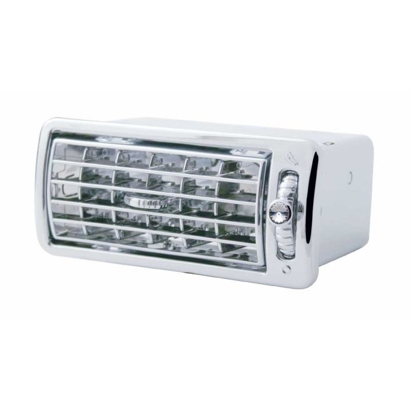A/C Vent (Clear Diamond) Fits Volvo VN & VT Models 2004+