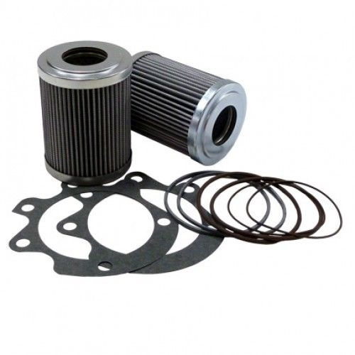 "Genuine Allison High Capacity (4"") Filter Kit (2 Filters) #29548987 #29558117 new number"