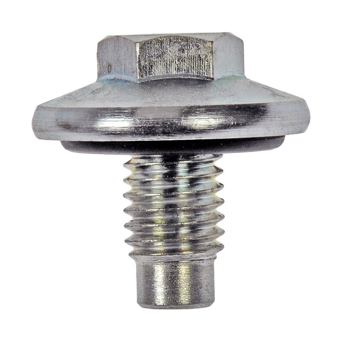 How To Drain Transmission Fluid >> Allison Automatic Transmission Fluid Pan Drain Plug For Gm 24233099