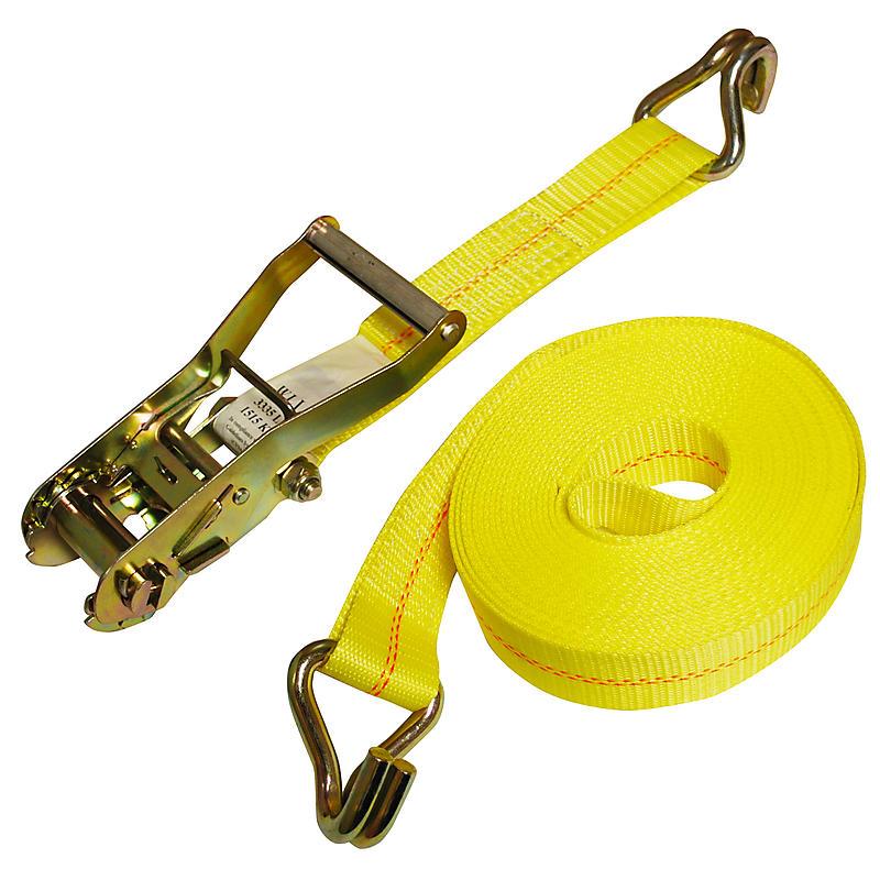 Ratchet Strap (2in x 30ft) J-Hook