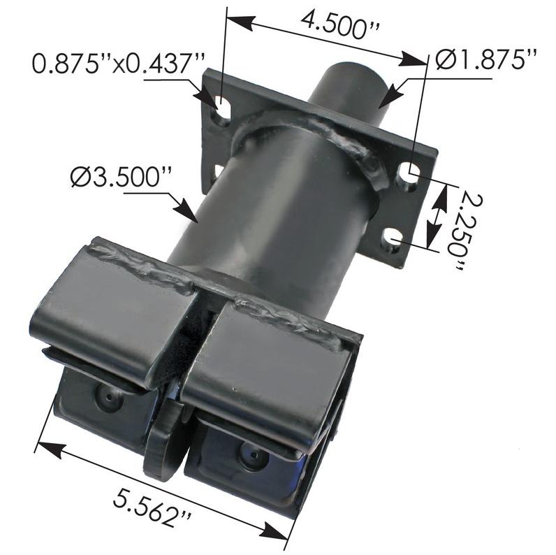 Latch Assembly Hydraulic Mack 1991-2012 Models OE# 25158598, 184QS39301A HLK2403