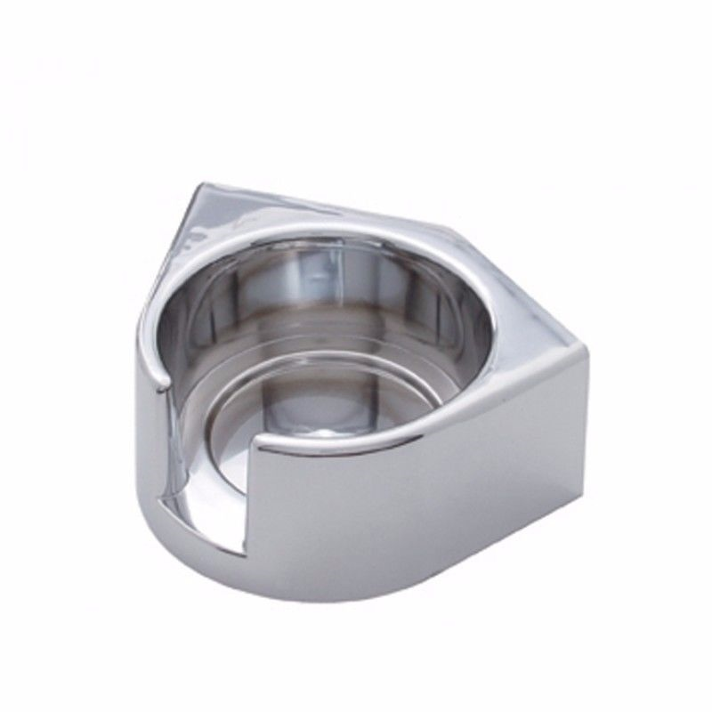 Freightliner Classic & FLD - CHROME CUP HOLDER - (Driver Side)