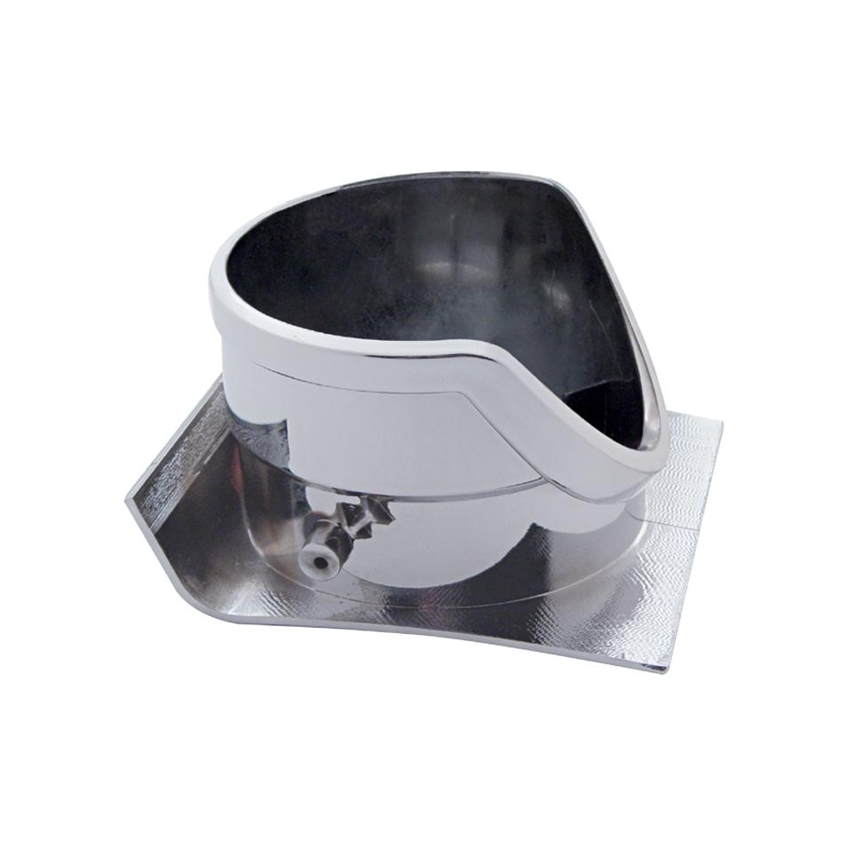 Chrome Cup Holder Panel for Freightliner Century & Columbia