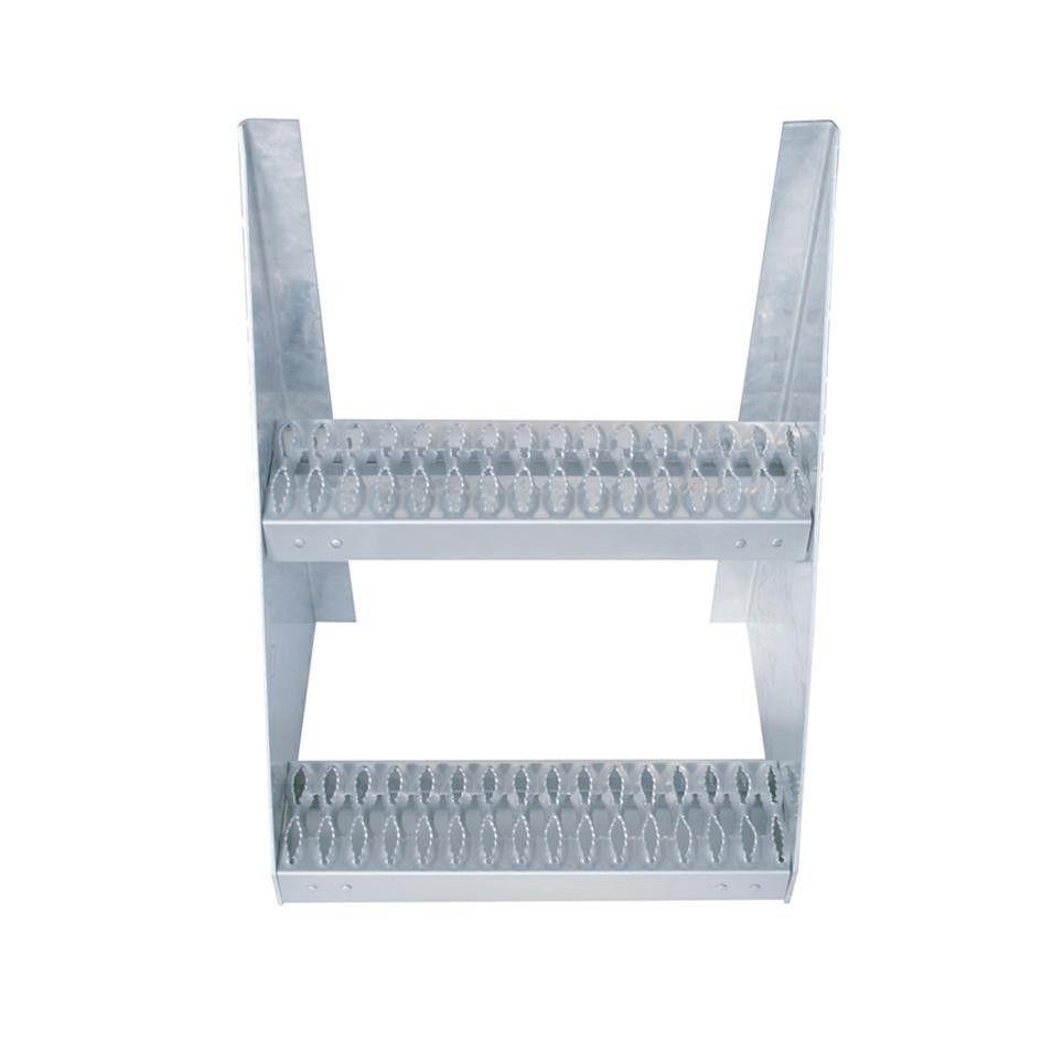 "12"" Aluminum Frame Step"