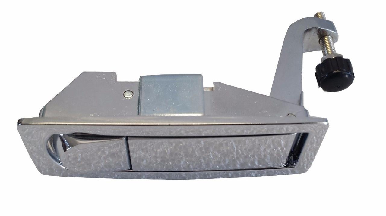 Latch Kit - Tool Box (CHROME PLATED) PB 386 387 Models(C233213) PUSHBUTTON STYLE