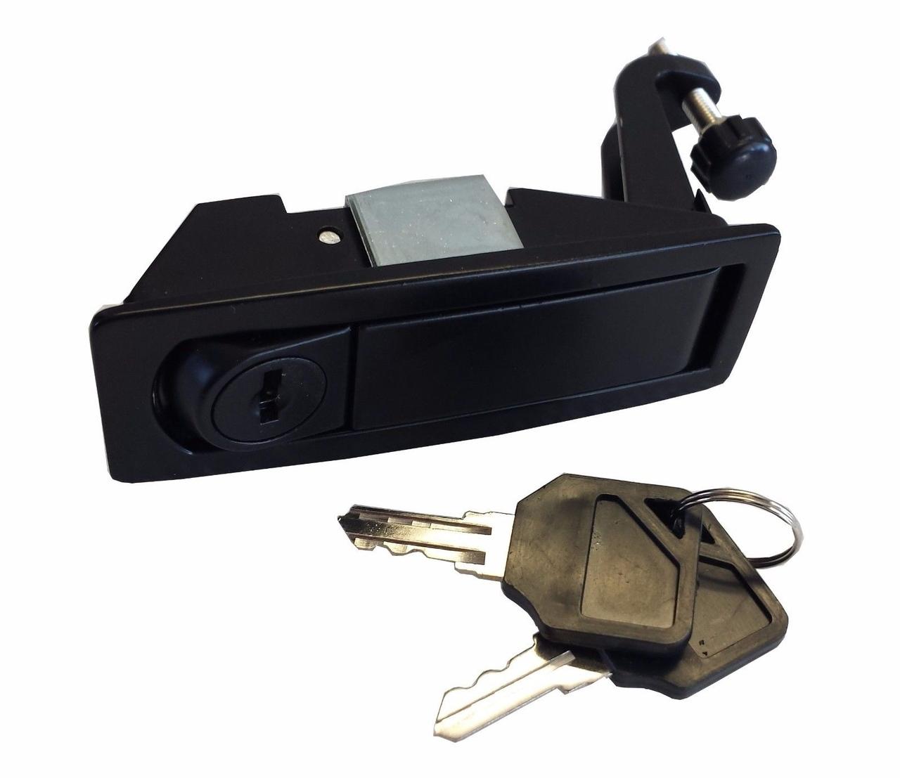 Latch Lock Kit - Tool Box (BLACK) Peterbilt 386 387 Models - C233213