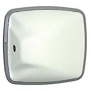 RV TRUCK Velvac 6.5 x 6 White Convex Mirror HD 704120