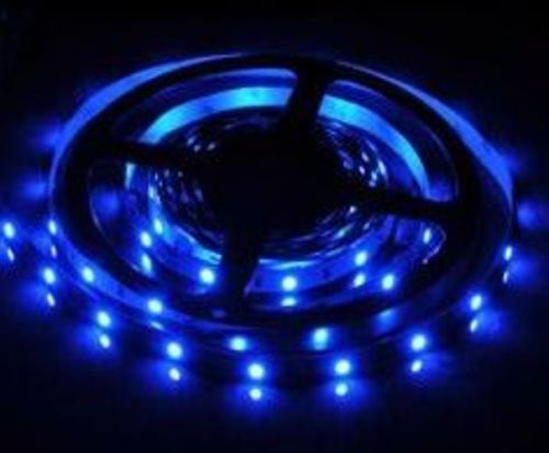5 Meter LED Light Strip Kit (150 LED's) 16.4 ft, Blue