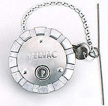 """Fuel Cap Aluminum Locking 3""""- 249-4B for All Makes & Models"""
