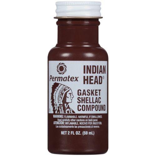 Permatex Indian Head Gasket Shellac Compound 2 oz