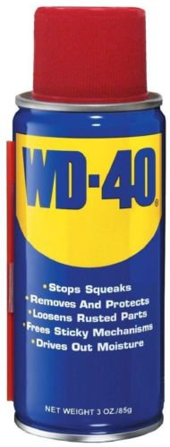 WD-40 Multi-use Product 3 oz Portable Handy Can