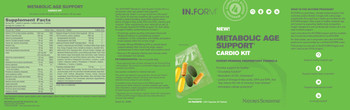 IN.FORM Cardio Kit (30 Day) - Temp Unavailable Until 9/2