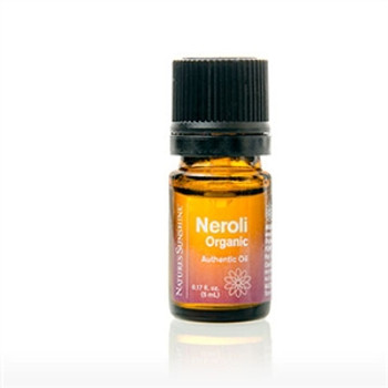 NEROLI, ORGANIC ESSENTIAL OIL (5 ml)