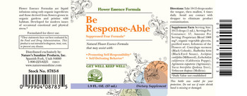 BE RESPONSE-ABLE (2 fl oz)