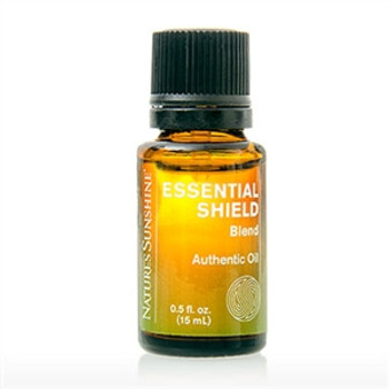 ESSENTIAL SHIELD OIL BLEND (15ml)