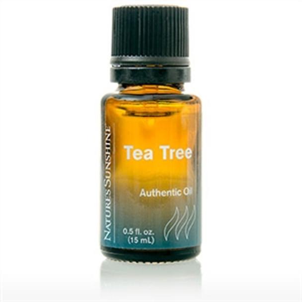 TEA TREE ESSENTIAL OIL (15 ml)