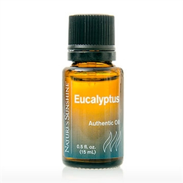 EUCALYPTUS ESSENTIAL OIL (15 ml)