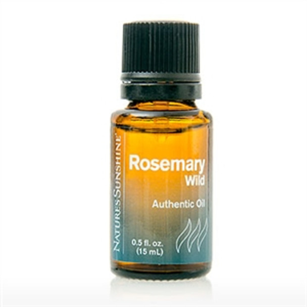 ROSEMARY, WILD ESSENTIAL OIL(15 ml)