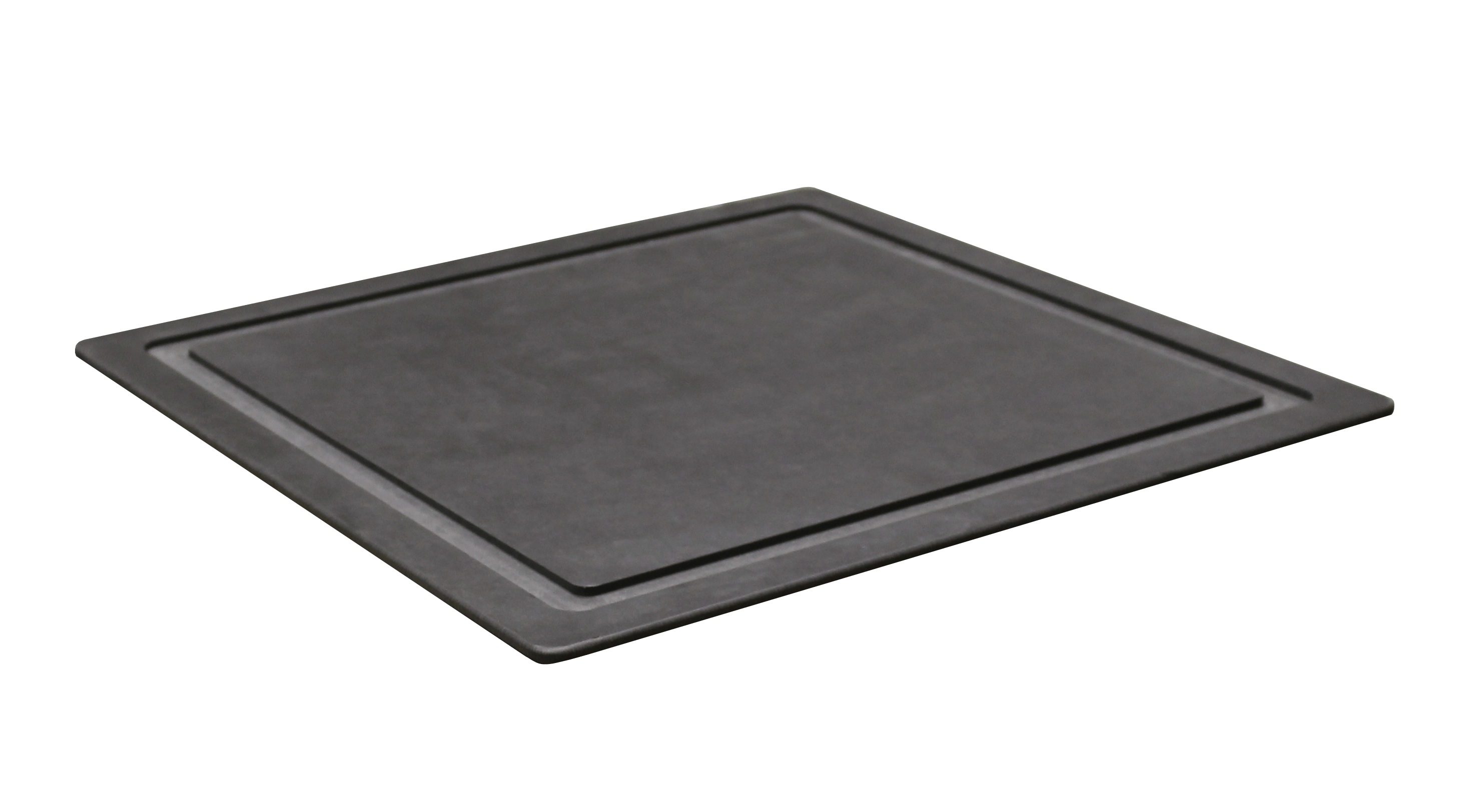 Cutting Board with Juice Groove