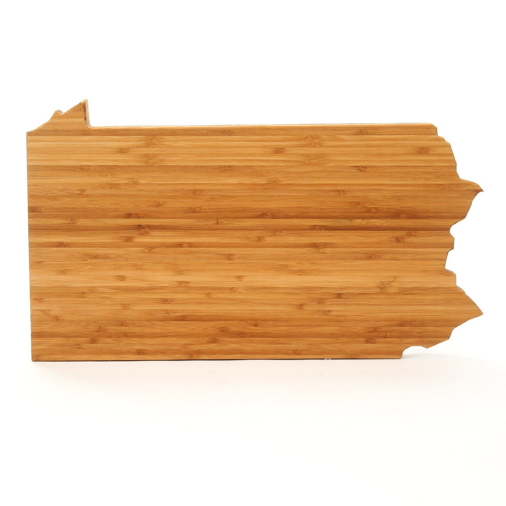 pennsylvania state shaped cutting boards a cut above the rest. Black Bedroom Furniture Sets. Home Design Ideas