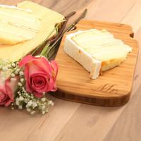 Mr. & Mrs. Cheese Board Set
