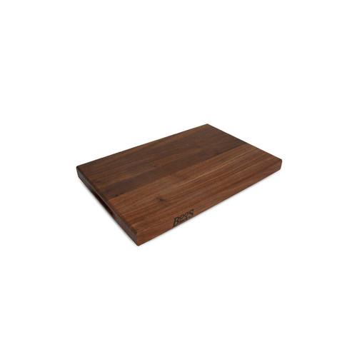 "John Boos Walnut R Cutting Board - 18""x 12""x 1-1/2"""
