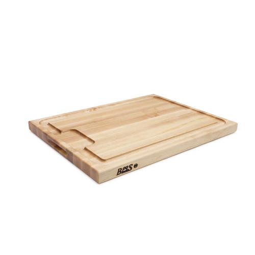 "John Boos Au Jus Board - 20""x 15""x 1-1/2"" - Pack of 2"