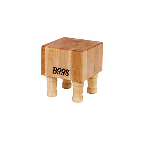 "John Boos Mini Cheese Block - 6"" x 6"" x 4"""