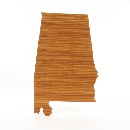 Alabama State Shaped Board