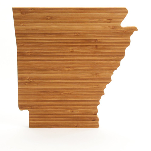Arkansas State Shaped Cutting Boards