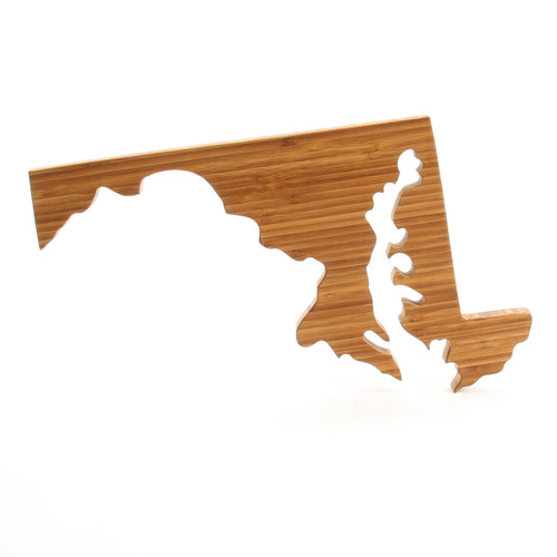 Maryland State Shaped Board