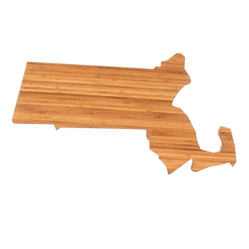 Massachusetts State Shaped Board