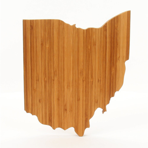 Ohio State Shaped Cutting Boards
