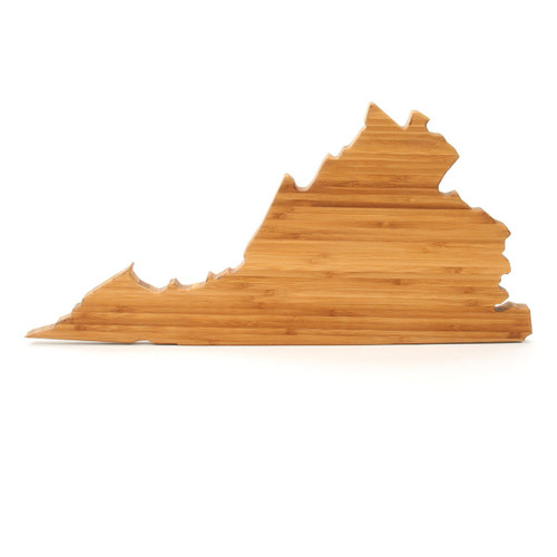 Virginia State Shaped Cutting Boards