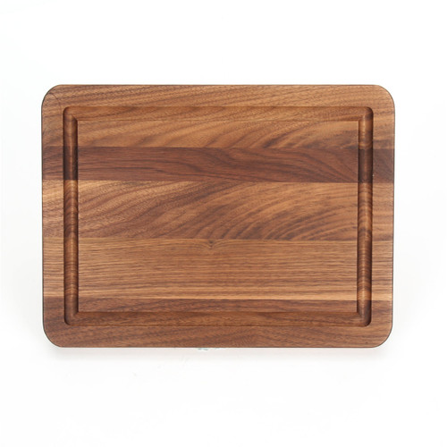 "Wiltshire 9"" x 12"" Cutting Board - Walnut (No Handles)"