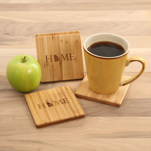 Georgia Home Coaster Set