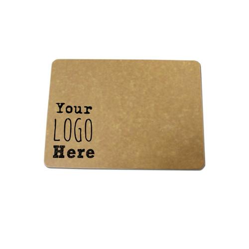 Logo Engraved Cutting Board