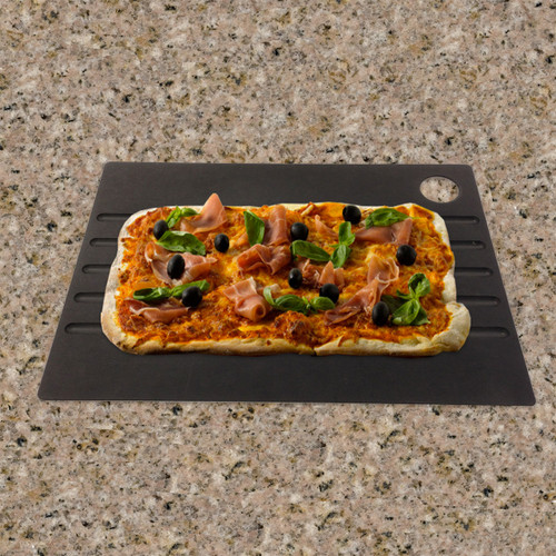 Pizza Cutting and Serving Board