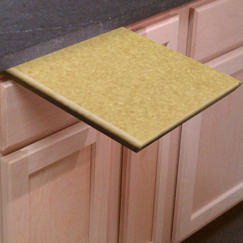 "3/4"" DuraTough Under Counter Cutting Board"