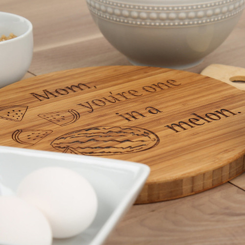 How Laser Engraving a Cutting Board Works