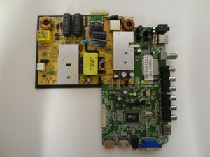 Proscan PLDED3996A-C2 Main Board / Power Supply 33J0354 / CVB39001
