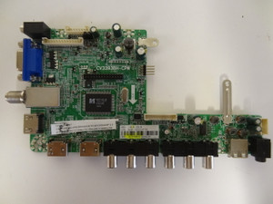 Axess TVD1801-32 Main Board V320BJ7-PE1 CV3393BH-CPW 4CH1636 Refurbished